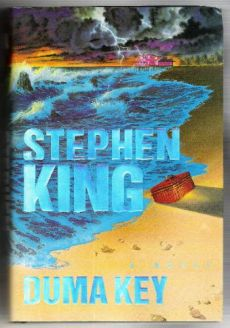 Stephen King's Duma Key front cover