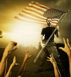 Stop Trying To Hijack Patriotism