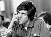 John Kerry as a young man