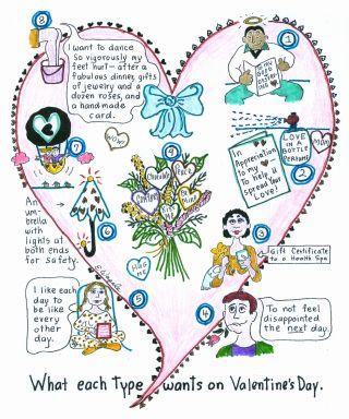 An Enneagram Valentine