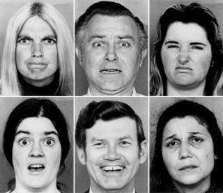 Six faces.