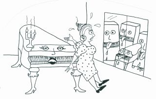 Lusting teen pianos