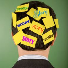 Stories are how brains organize information