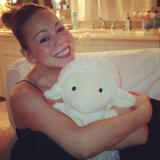 Mariah Carey Selfie