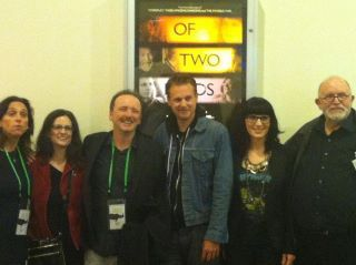 The Cast and Film Makers of OF TWO MINDS