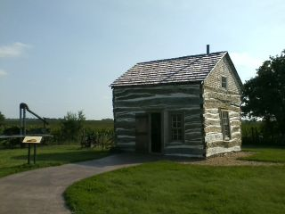 Homesteaders' House