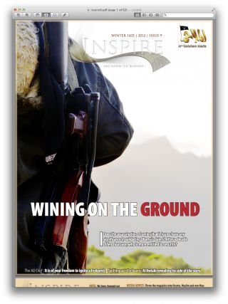 Inspire magazine and the rise of the do it yourself jihadist inspire issue 9 cover solutioingenieria Images
