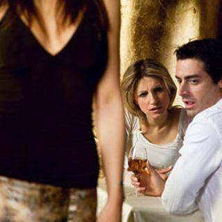 Men who seek female attention
