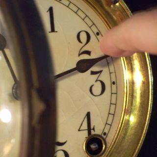 setting a clock