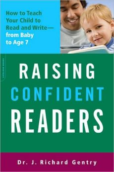Raising Confident Readers cover