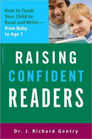 Raising Confident Readers cover