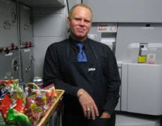 Steven Slater, Jet Blue Attendant