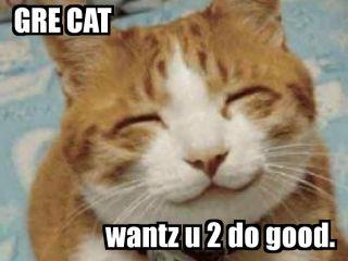 GRE cat
