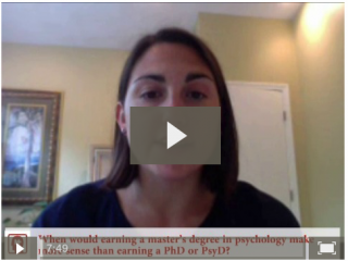 Laura Buffardi OnlinePsychologyDegrees.com interview