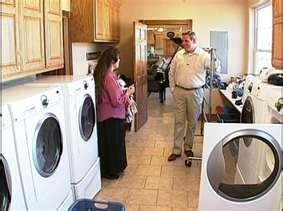 The Duggar's Doing Laundry
