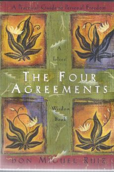 Cover of The Four Agreements