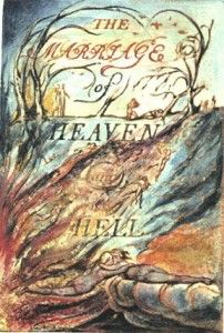 william blake proverbs of hell