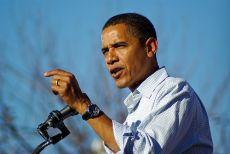 Barack Obama public address