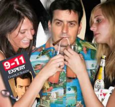 Charlie sheen and enablers