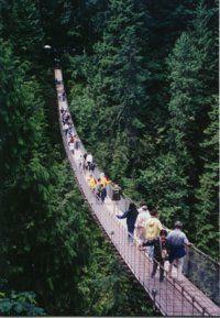 Capilano Canyon Suspension Bridge