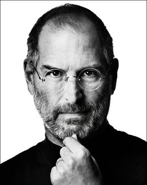 steve jobs tech icon intelligence creativity