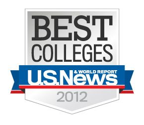Americas Best Colleges 2012