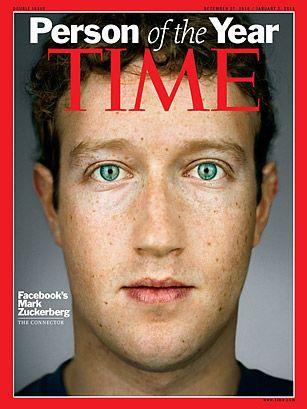 Mark Zuckerberg Time
