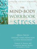 Mind-Body Workbook for Stress book cover