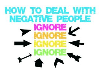 Dealing With Negative People Psychology Today