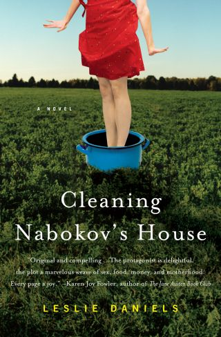 Cleaning Nabokov's House, cover