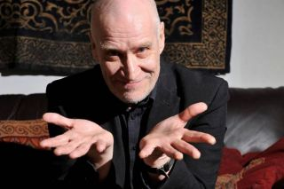 Rock musician Wilko Johnson