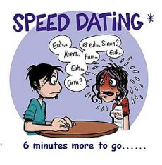 How to succeed at speed dating