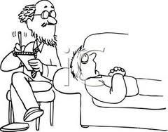Image result for freud couch cartoon
