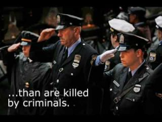 More cops die by suicide each year than are killed in the line of duty.