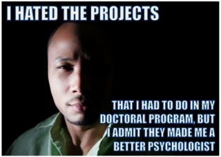 I hated the projects