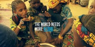 The world needs more food