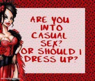 Casual sex uk