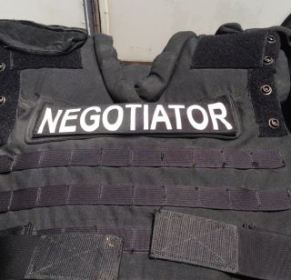 Hostage & Crisis Negotiator vest