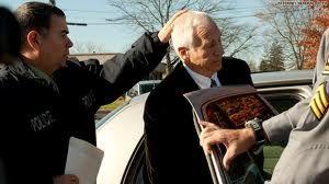 Jerry Sandusky arrest