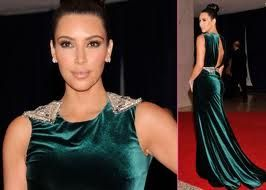 Kim Kardashian at D.C Journalist Dinner 2012