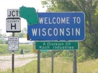 Koch Industries owns Wiscinsin