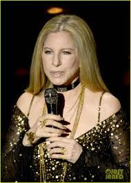 Streisand at the Oscars