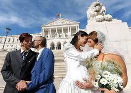 Gay and Lesbian marriages