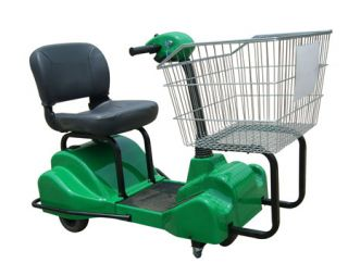 Want to increase sales invest in a few electric shopping for Motorized carts for seniors