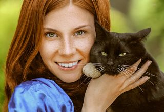 crazy cat lady dating service