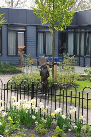 Hogewey courtyard