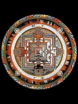 Kalachakra, the Wheel of Time