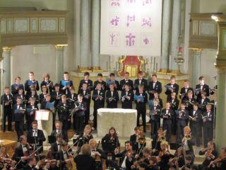 Boys Choir Calw, Germany