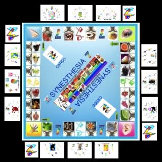 Synesthesia 7 board game