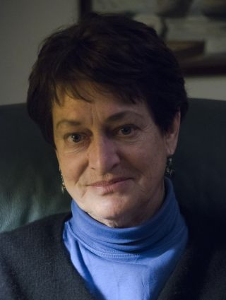 Author Marie Harris